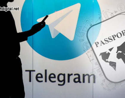 Pasaporte Telegram - Artech Digital