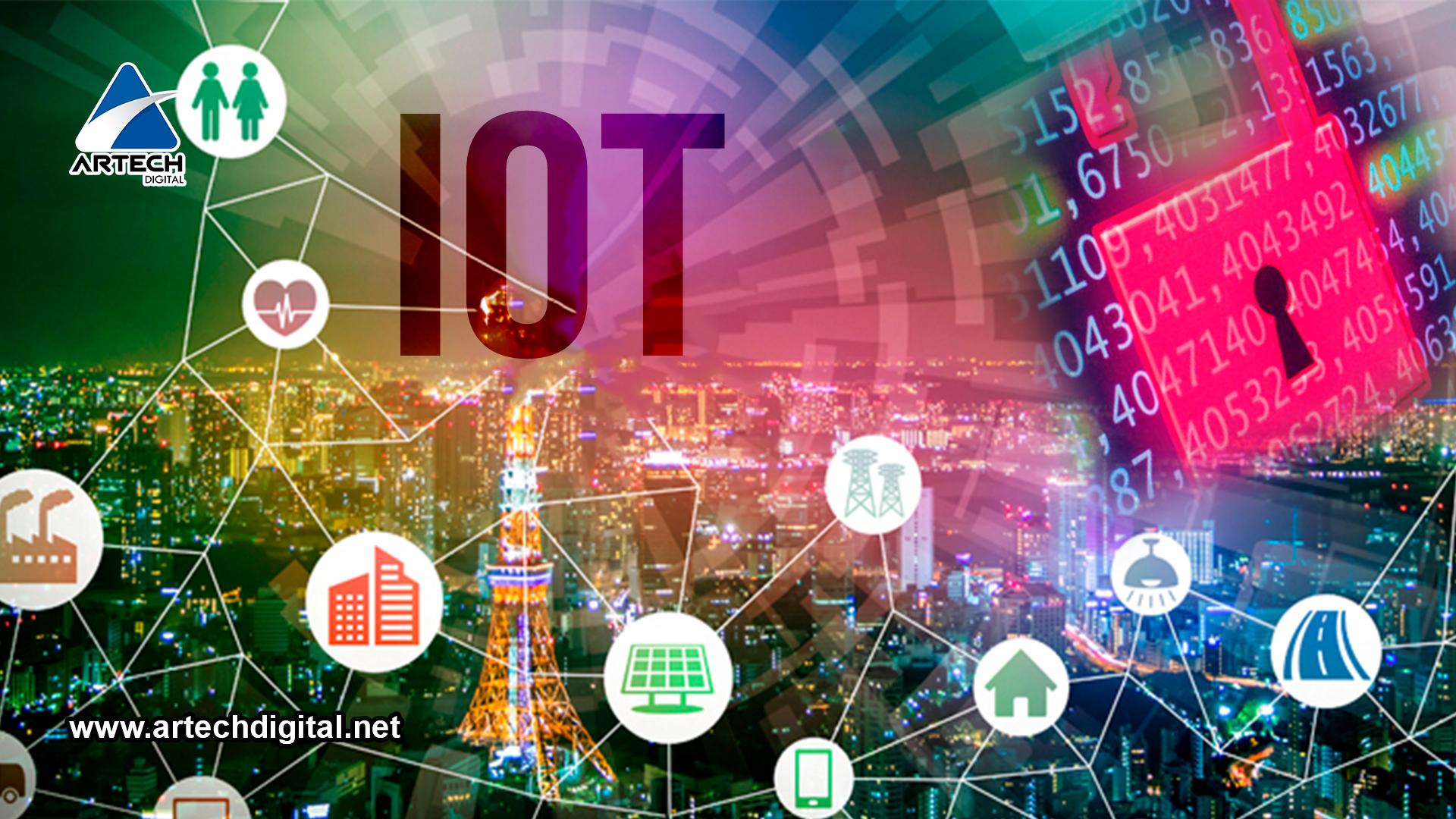 Sistema IoT - Malware - Artech Digital