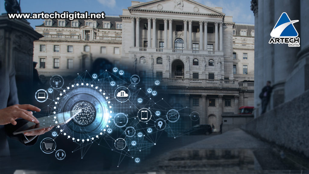Banco Central - Inglaterra - Artech Digital