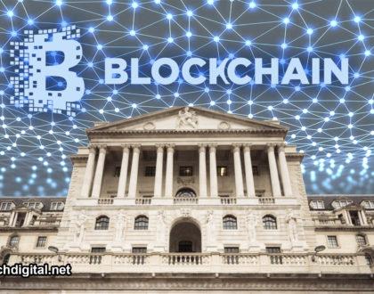 Banco Central - Inglaterra - Artech Digital