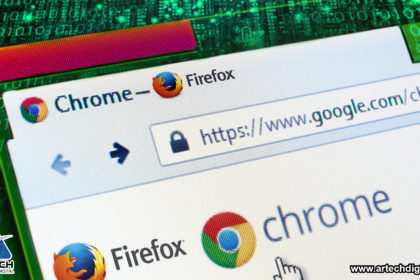 Malware - Chrome - firefox - Artech Digital
