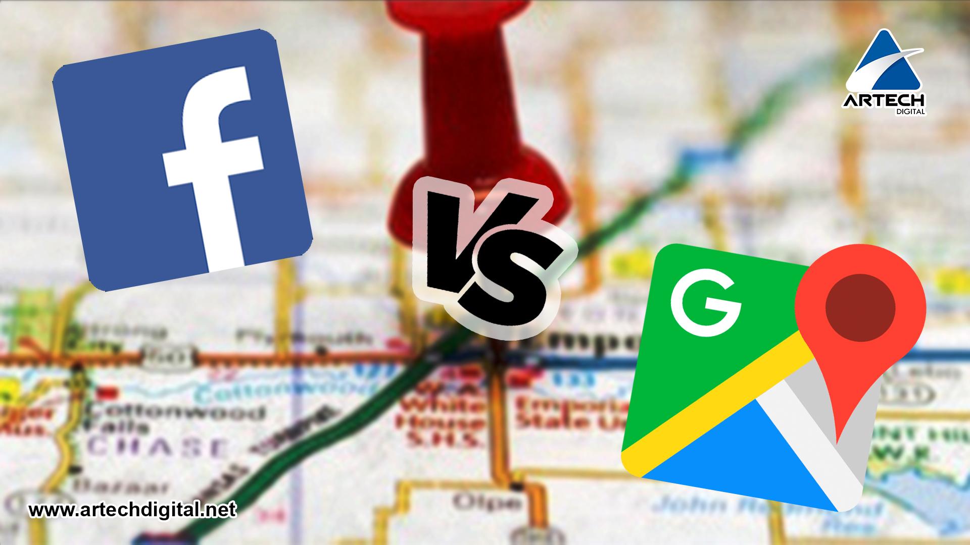 Facebook vs Google Local: ¿Quién puede más en la búsqueda local?
