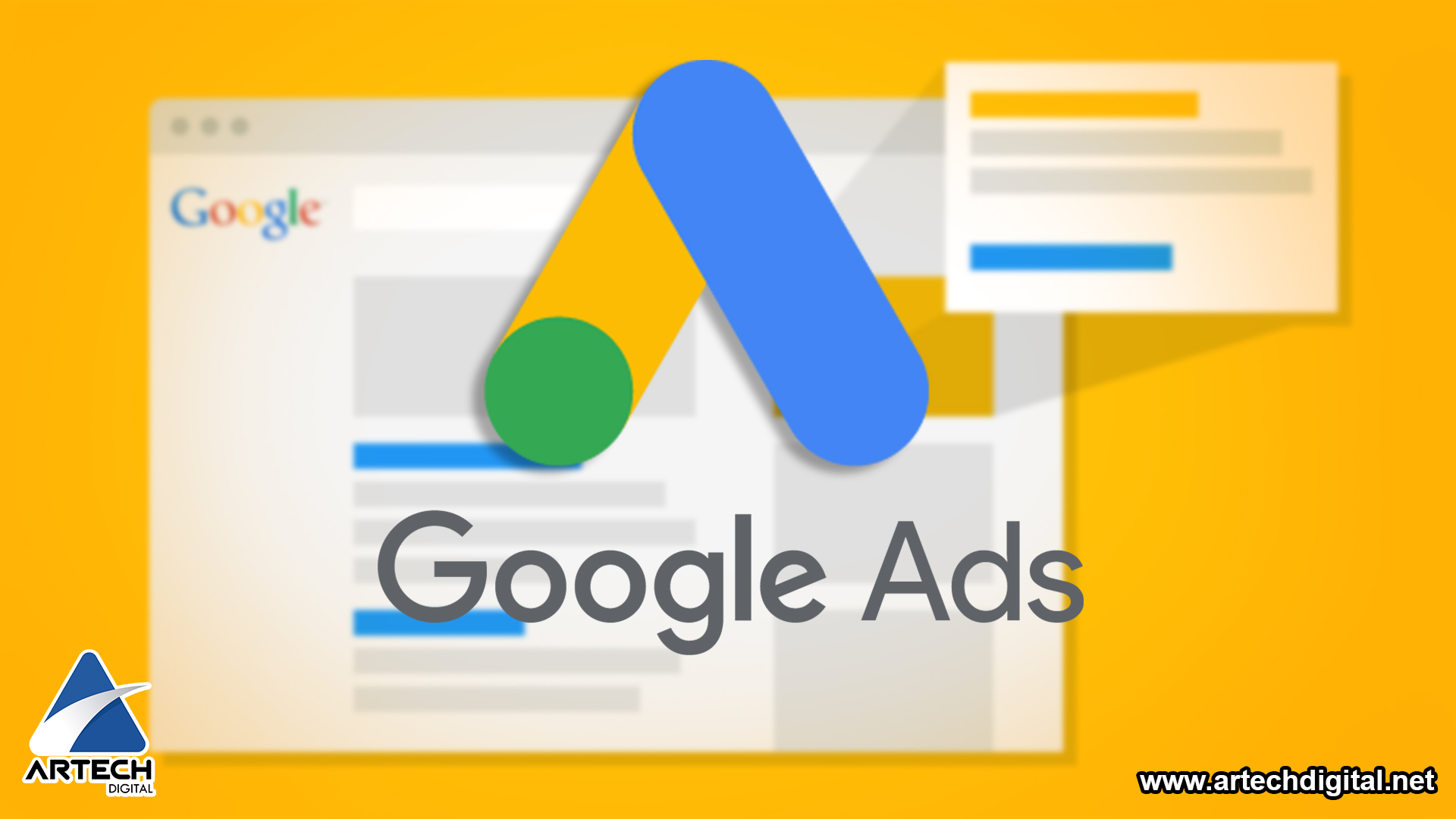 artech digital - GOOGLE ADS