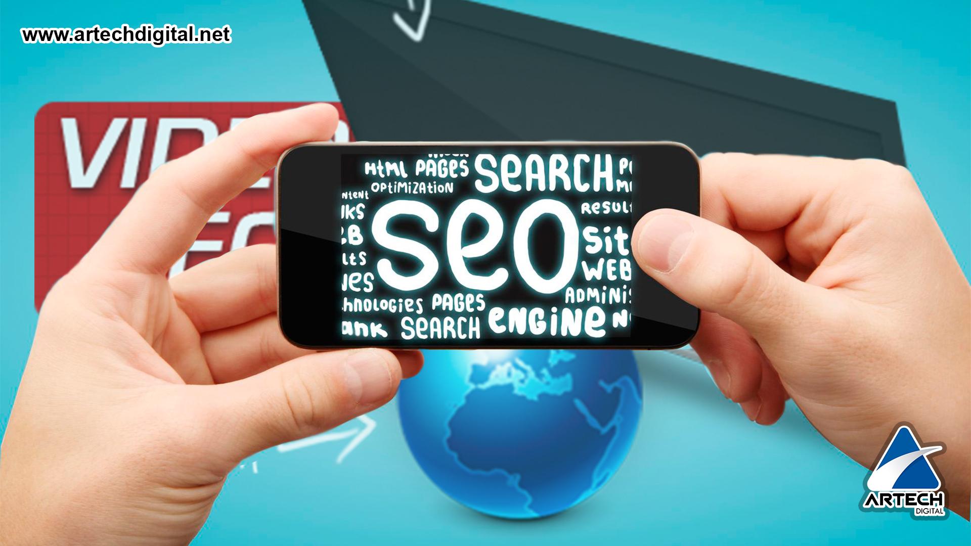 artech digital - seo para imagenes