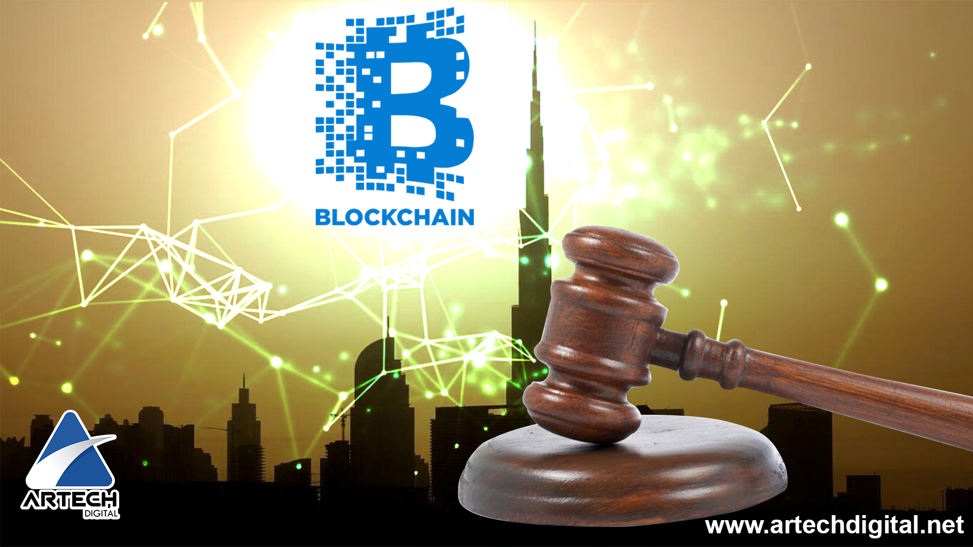 Corte legal - Corte Blockchain