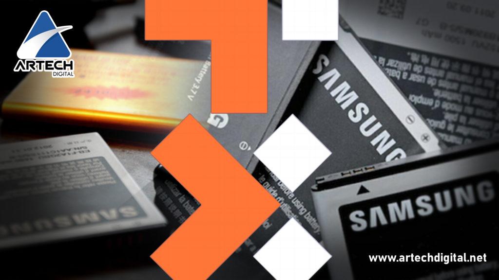 baterías de litio - Artech Digital