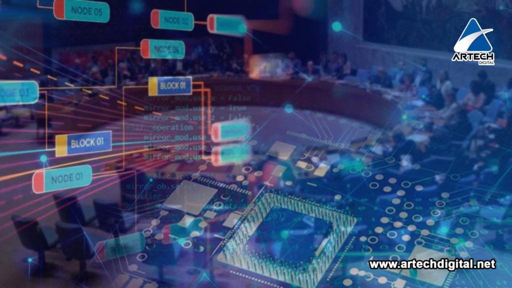 artech digital - tecnologia blockchain