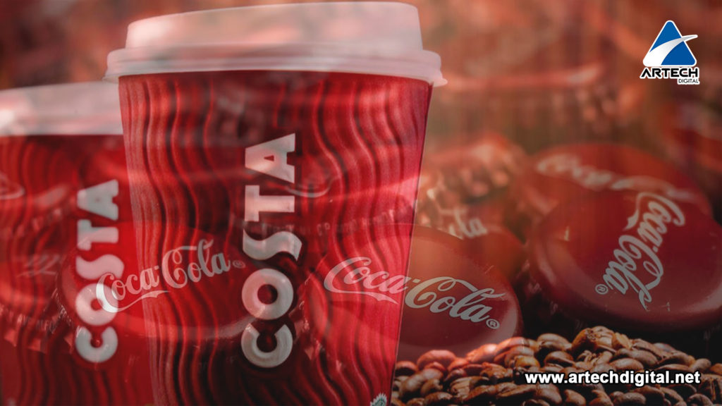 Coca-cola - Starbucks - Artech Digital