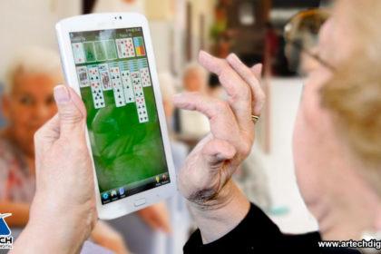 Artech Digital - Tecnología de Gadgets apunta a la tercera edad