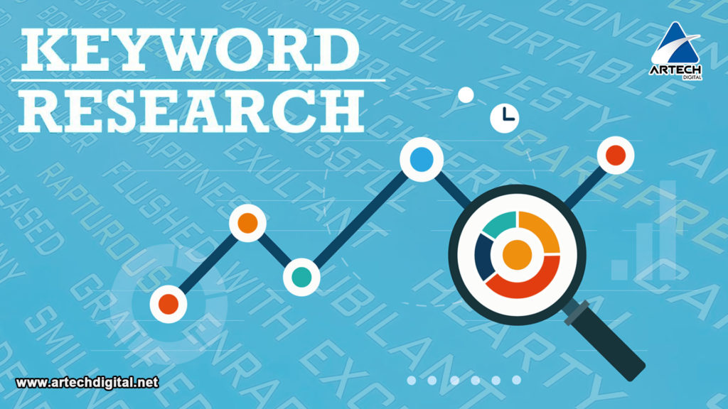 artech digital - keyword research