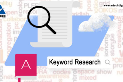 artech digital - keyword research
