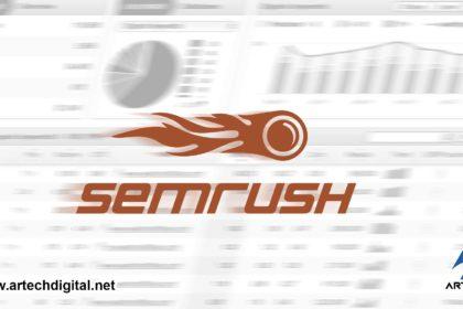 SEMrush - Artech Digital