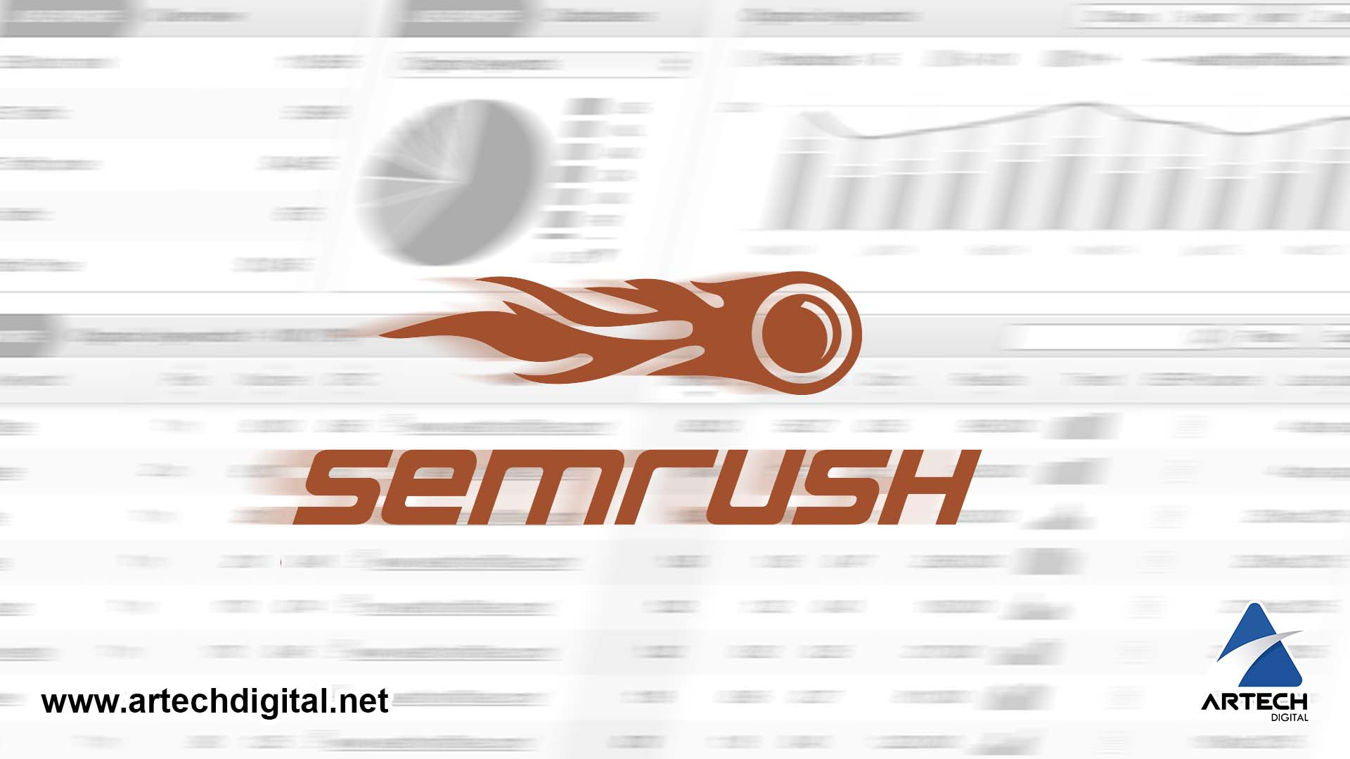 SEMrush - Artech Digital