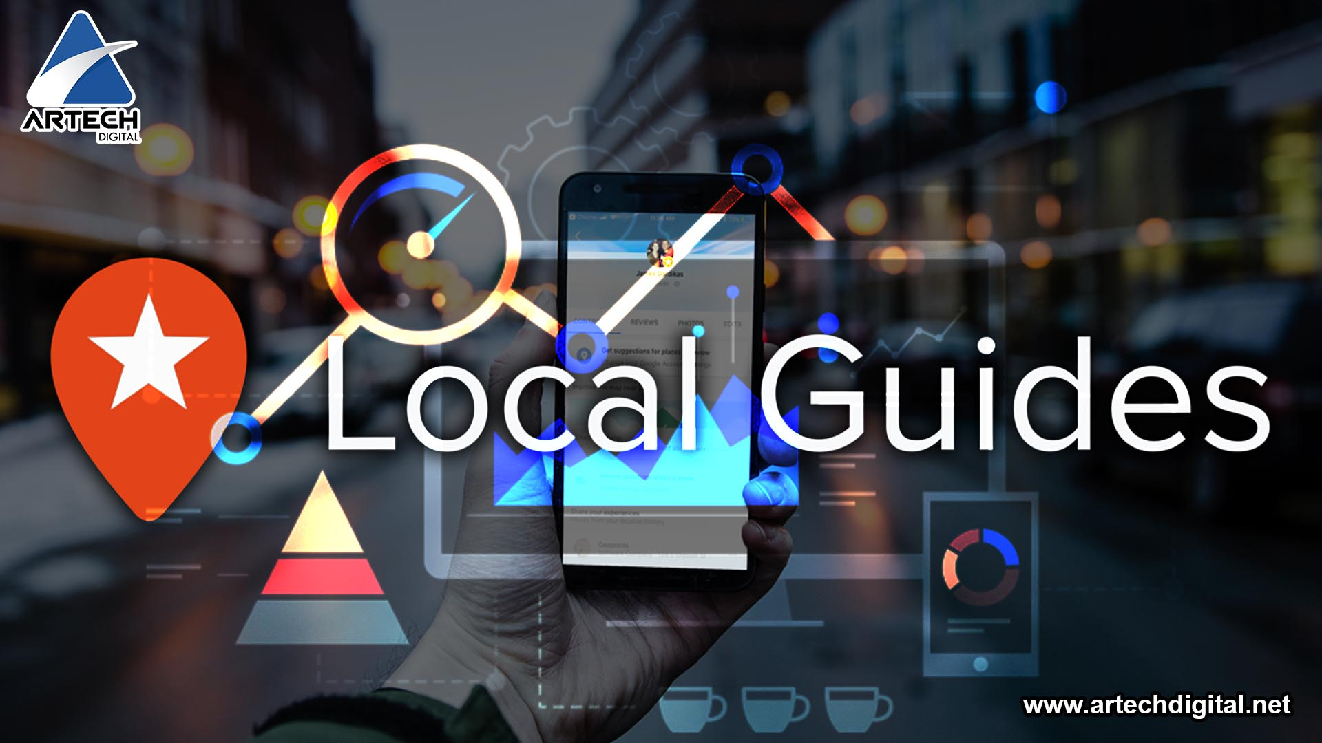 Local Guides - Artech Digital