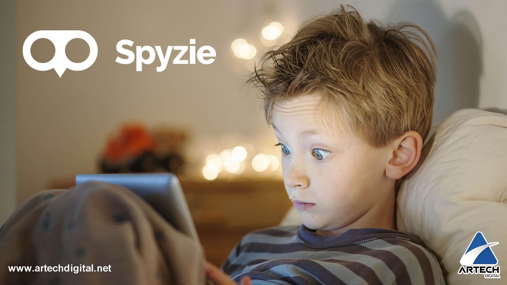Artech Digital - Nueva App Spyzie