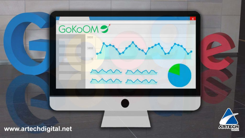 Gokoom - Rank Tracker - Artech Digital