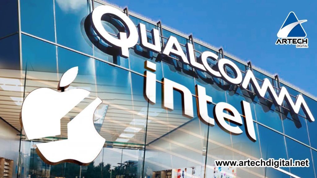 Qualcomm - Apple - Artech Digital