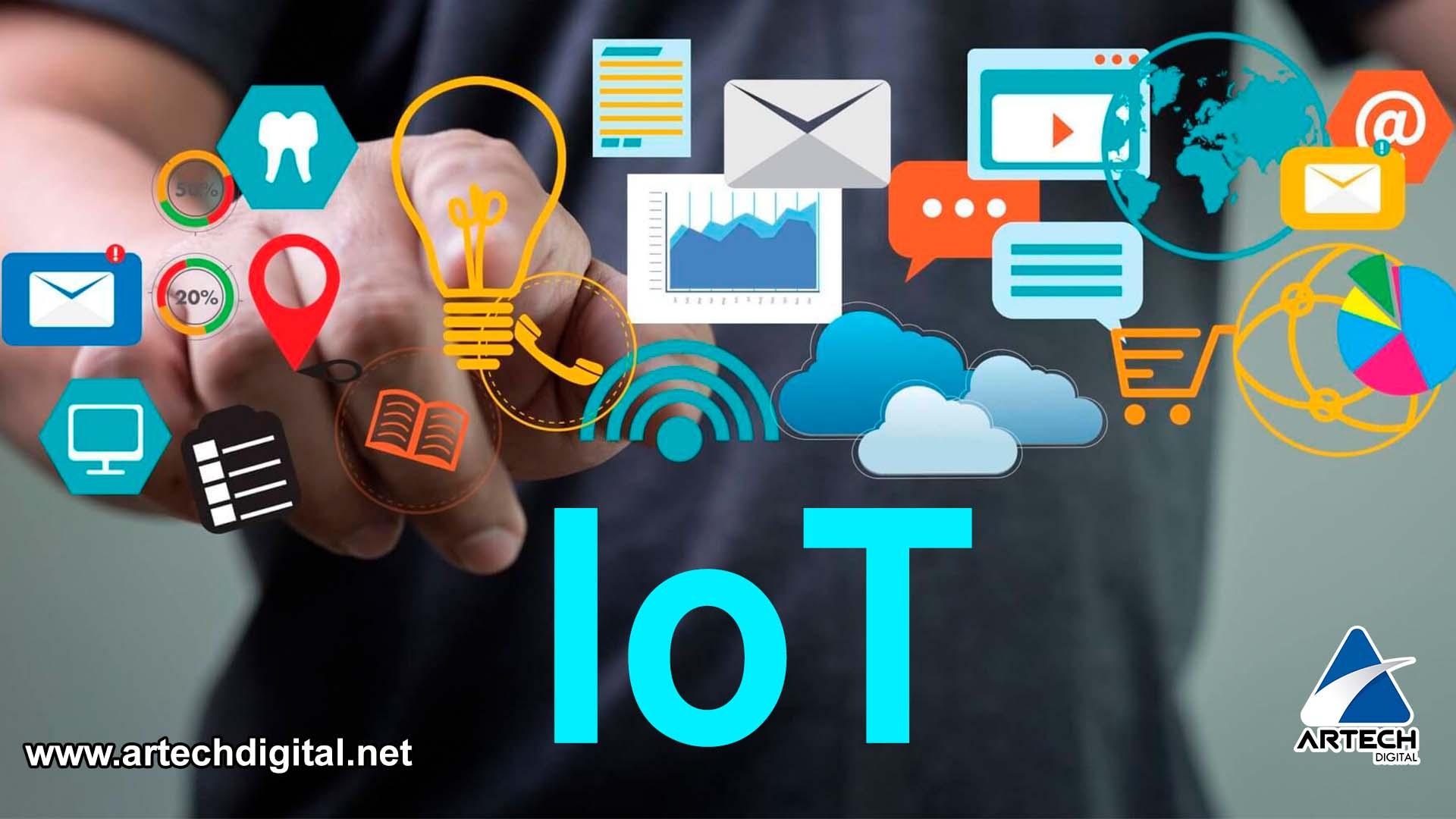 Artech Digital -IoT y Marketing Digital