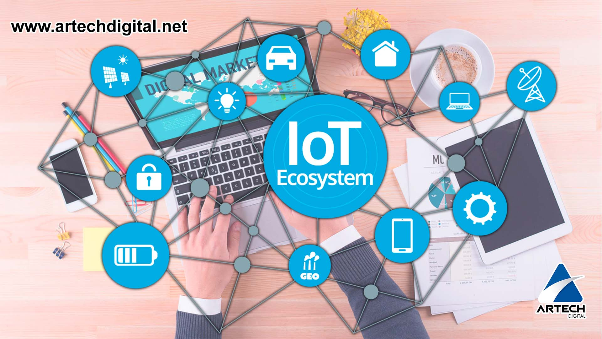 IoT y Marketing Digital: Nueva era en ventas