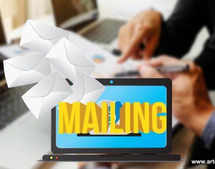 Mailing - Artech Digital