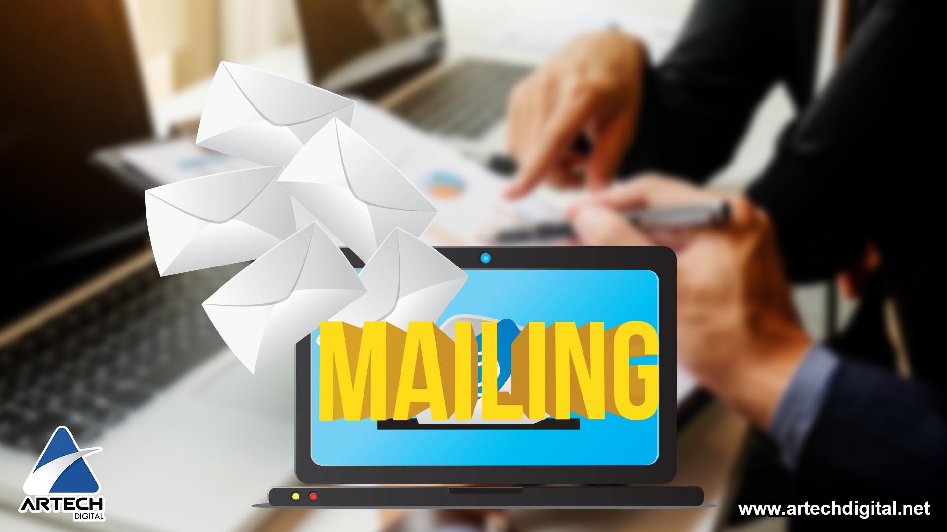 Mailing: Poderoso recurso para convertir a usuarios en clientes