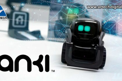 Artech Digital - Anki Vector - mini robot