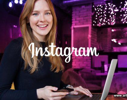 cuenta profesional en instagram - artech digital