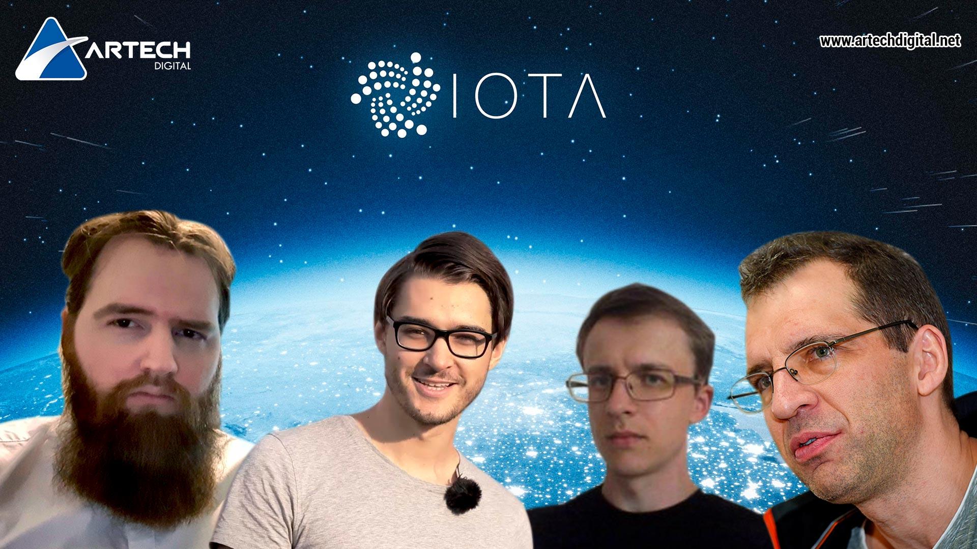 Fundación IOTA Latino - Artech Digital