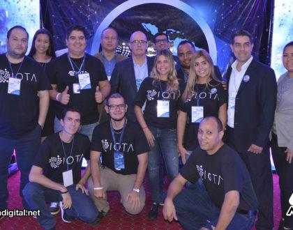 primer Meetup de IOTA Latino -artech_digital