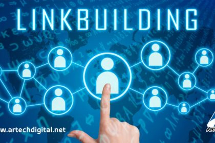 Artech Digital - Linkbuilding SEO Strategy