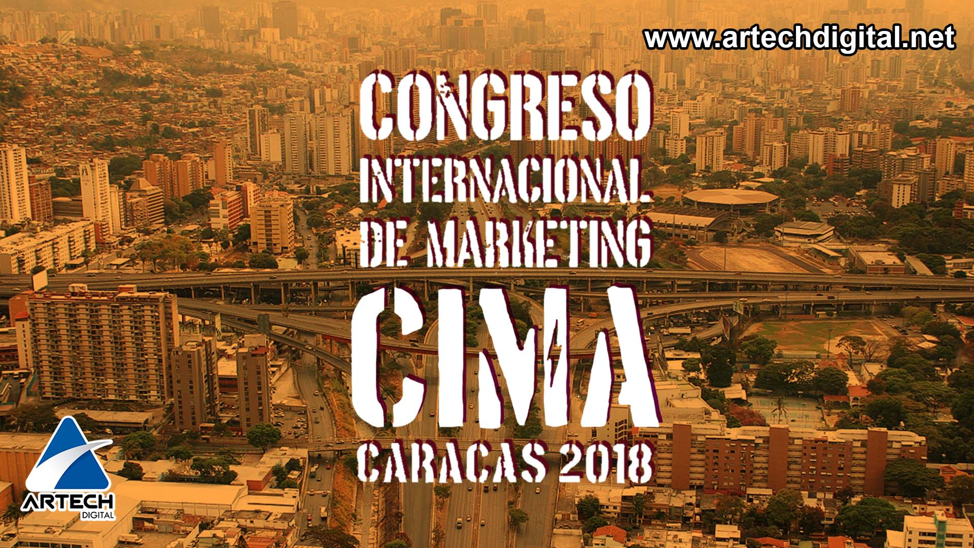 CIMA International Marketing Congress - Artech Digital
