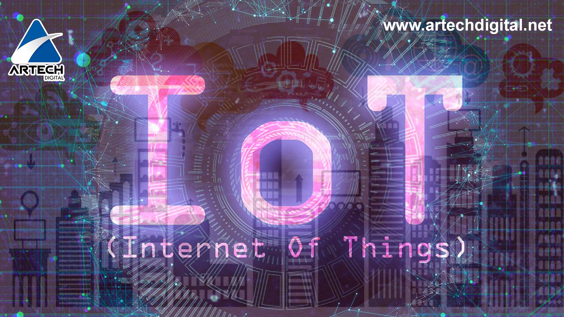 integrating IOT into your business - Artech Digital