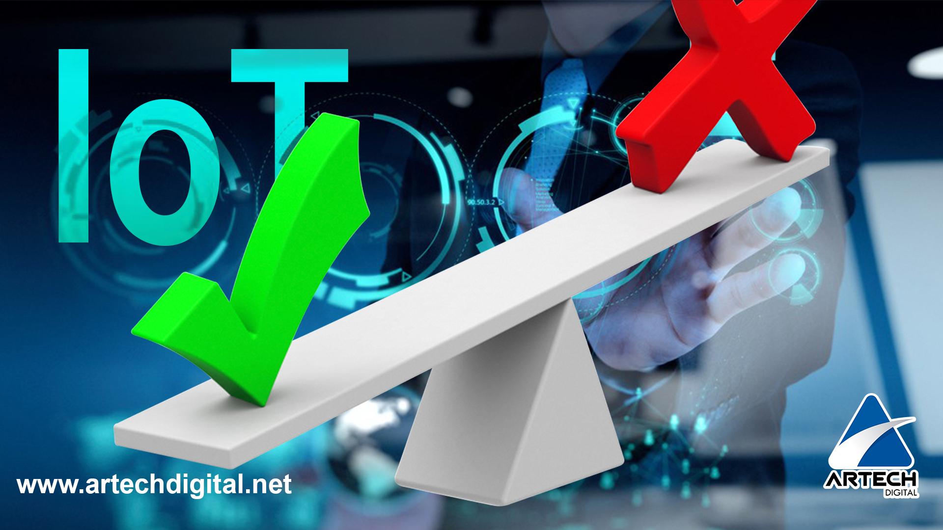 integrar IOT en su empresa - Artech Digital