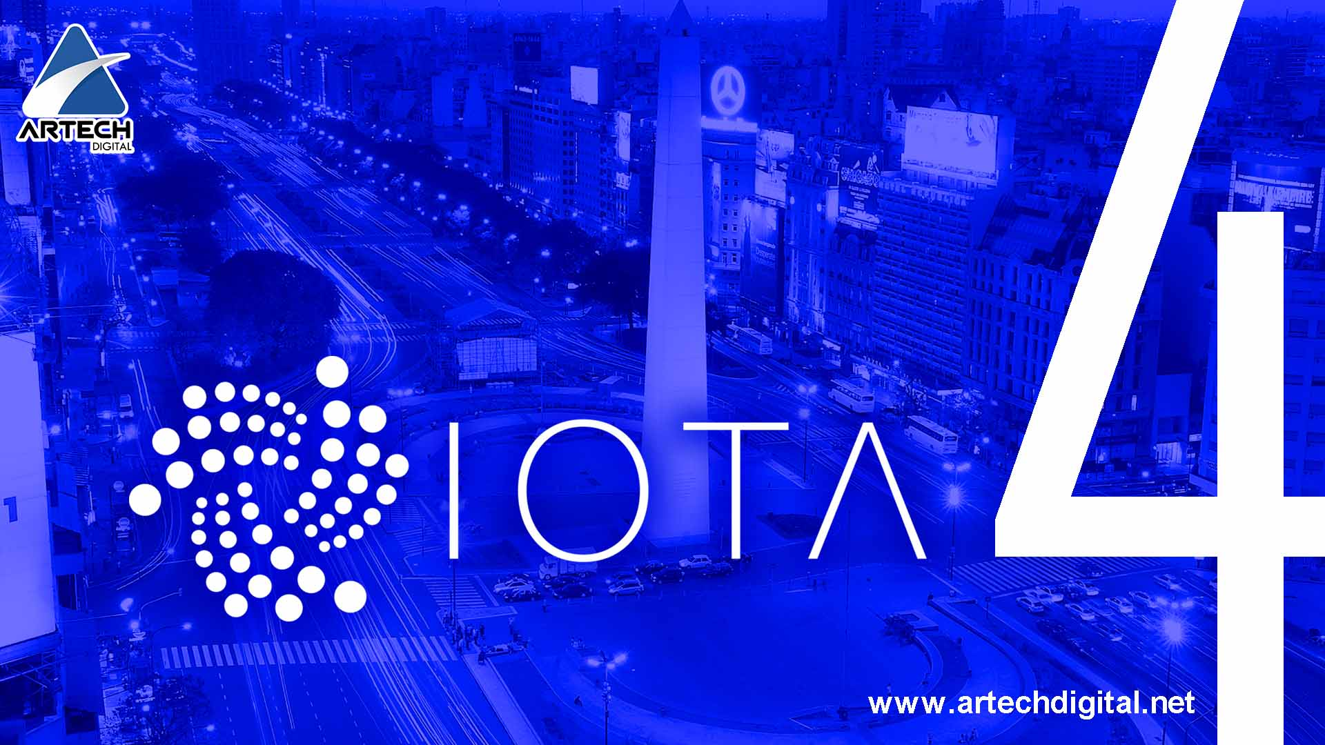 Fourth edition of IOTA Buenos Aires Meetup will be held on November 22nd