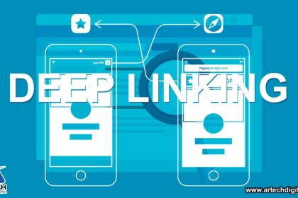 Deep linking - Artech Digital