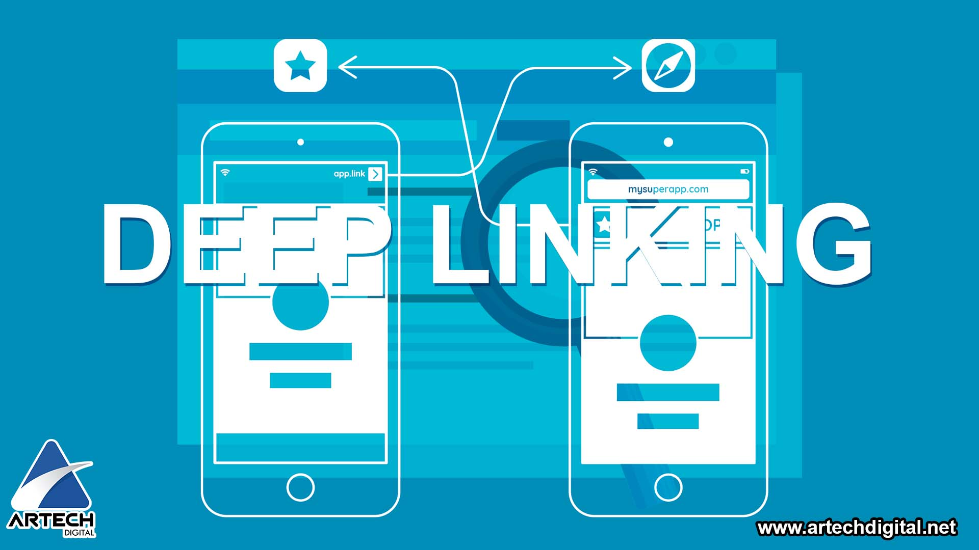 Deep linking: estrategia aliada del content marketing