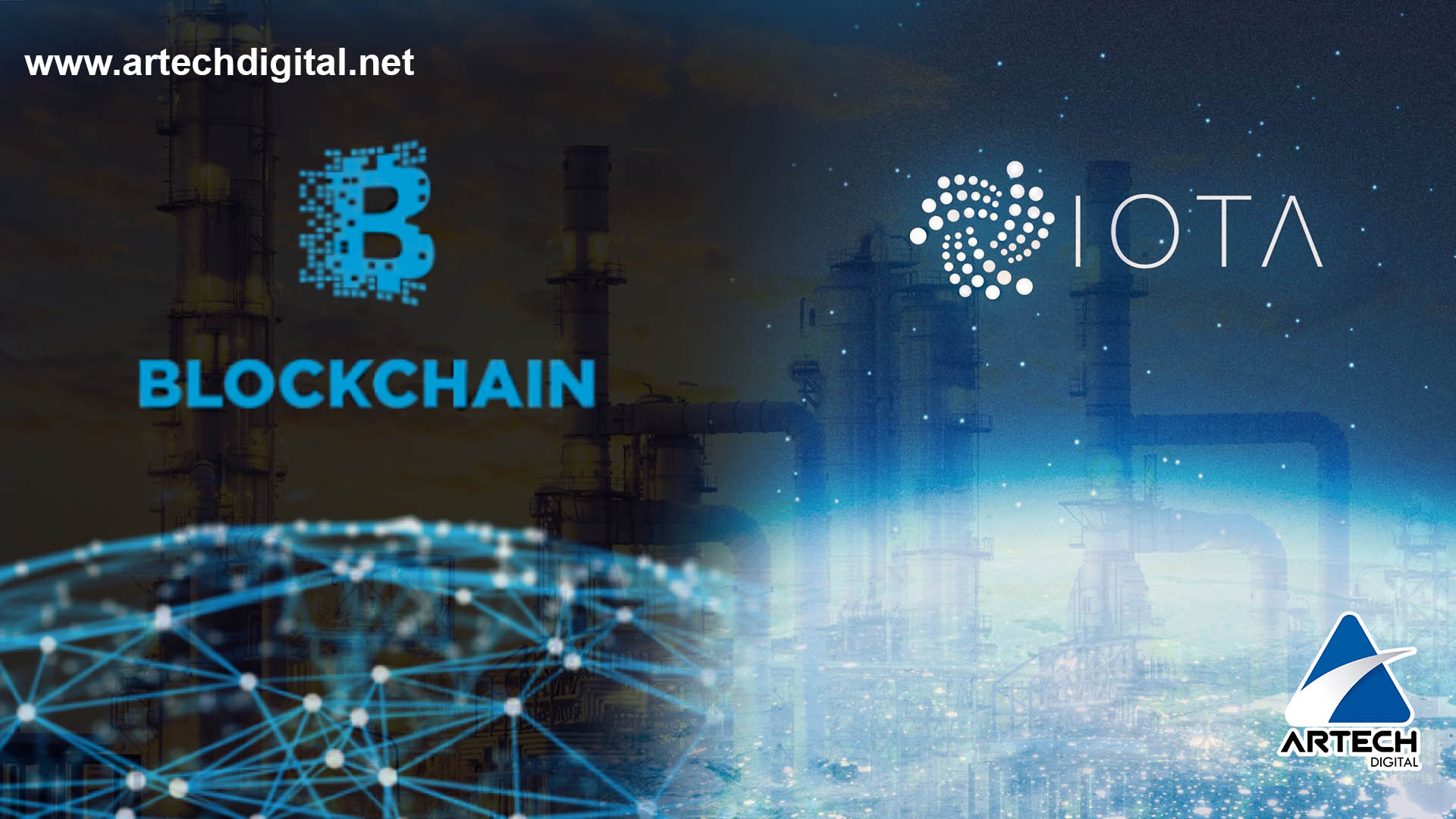 IOTA y Blockchain - Artech Digital