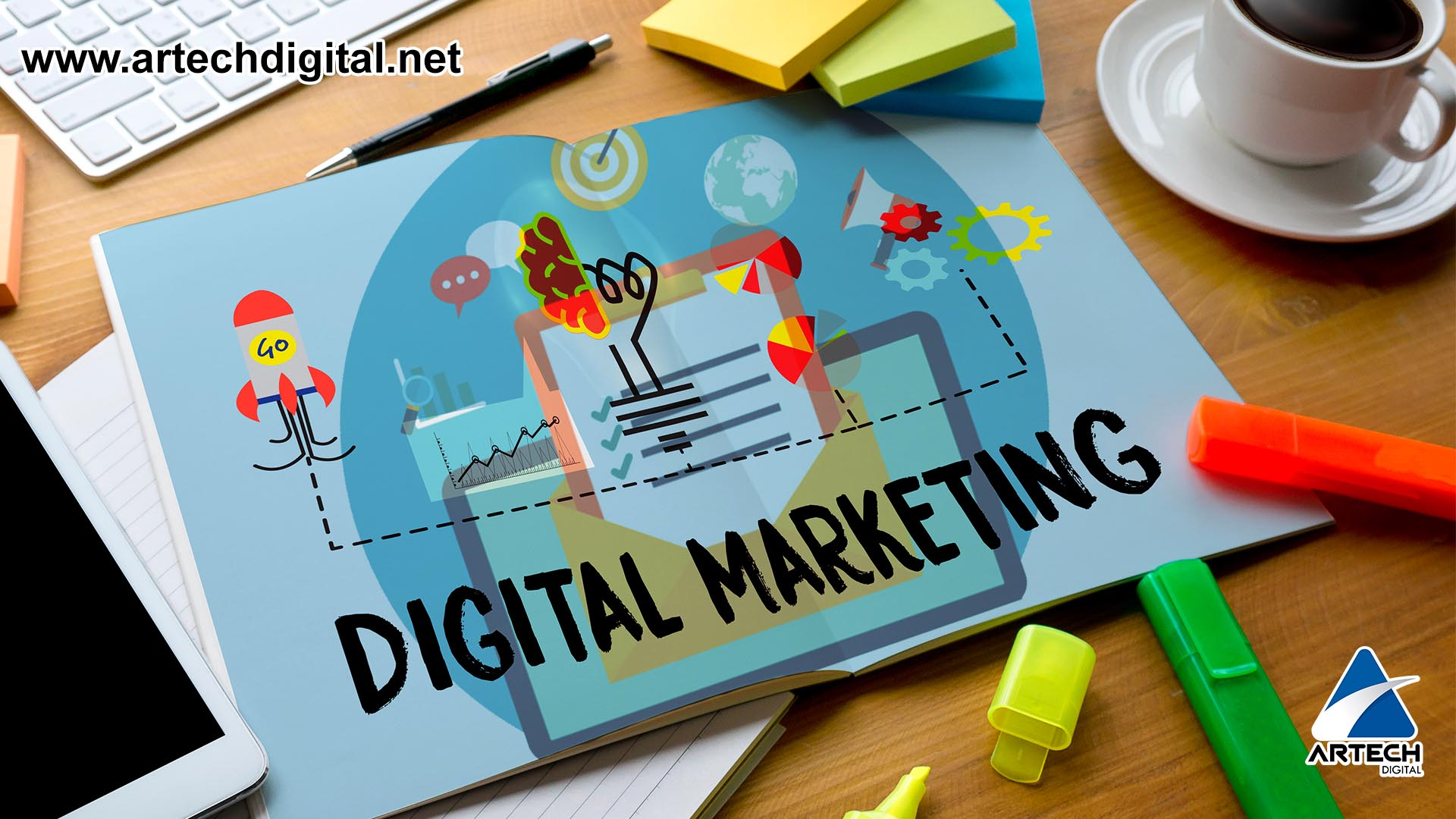 Digital Marketing Strategies - Artech Digital