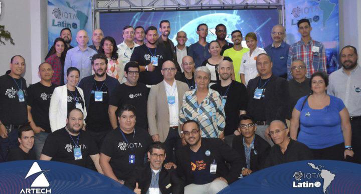 Segunda edición del Meetup IOTA Latino en Venezuela - Artech Digital