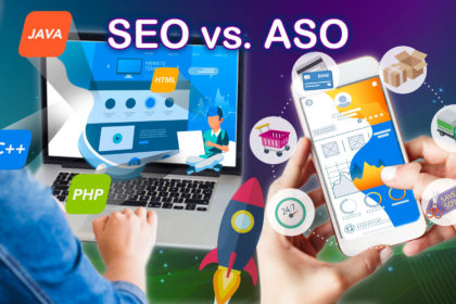 ASO vs SEO - artech digital