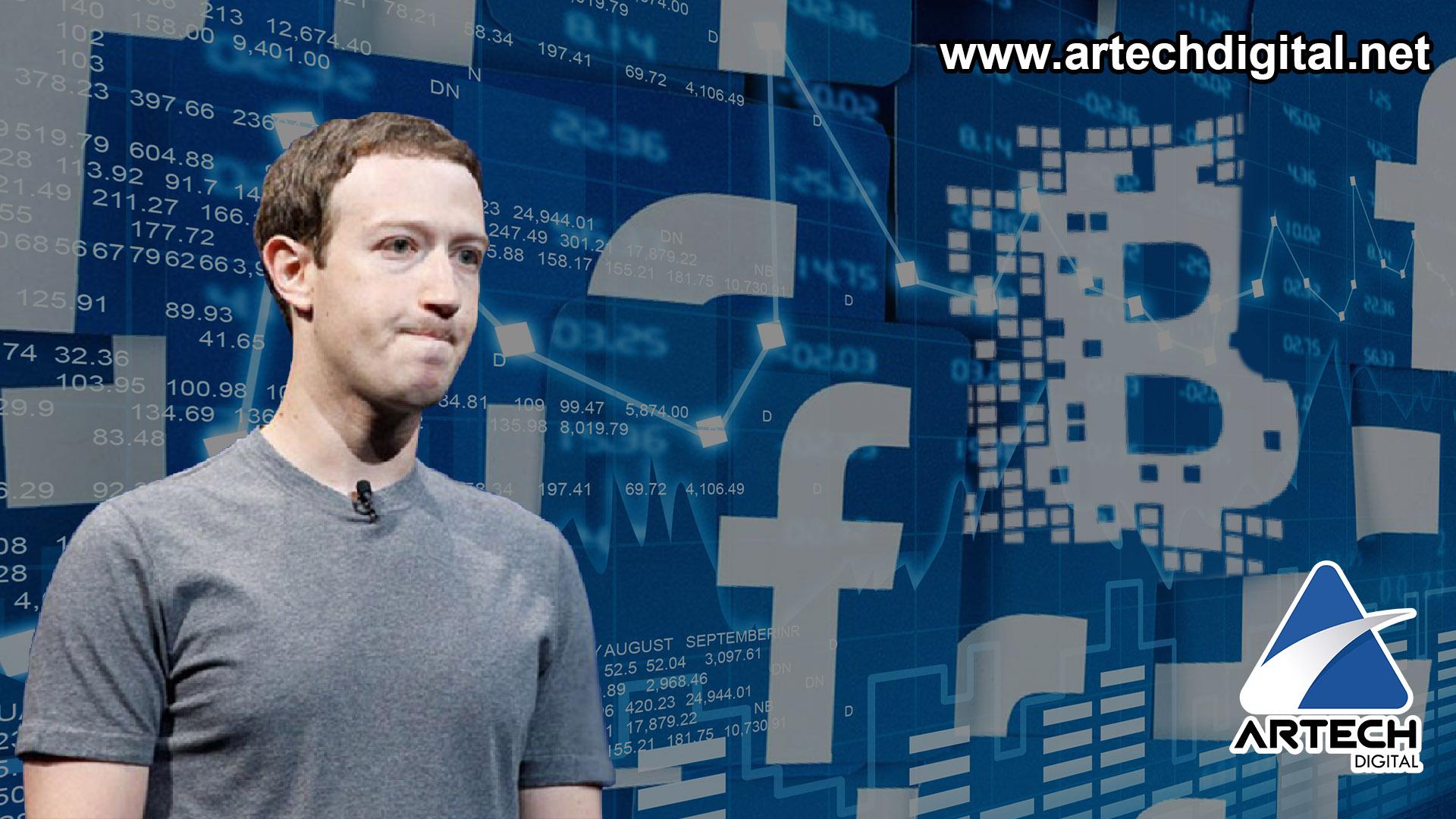 Facebook utilizará Blockchain para proteger a los usuarios