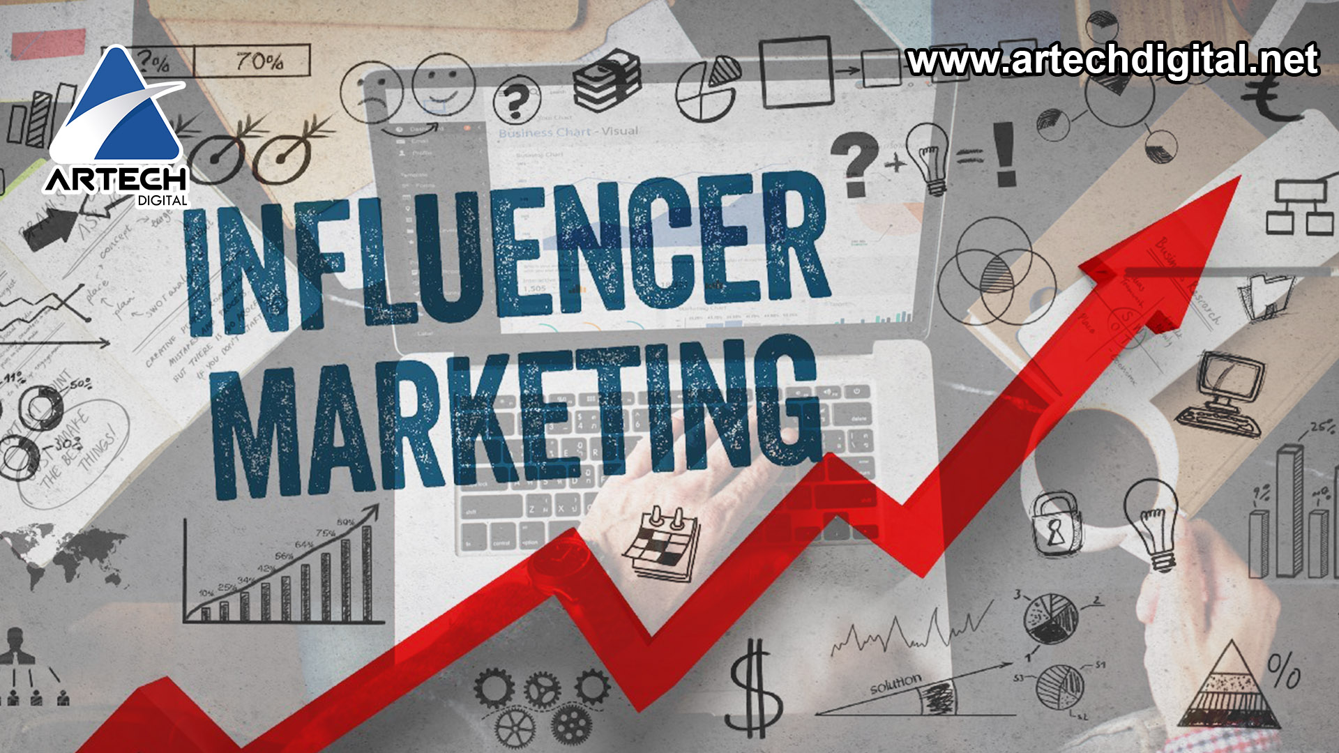 influencers marketing - artech digital