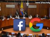 Google y Facebook - Control de contenidos