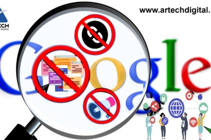 enlaces penalizados por Google - Artech Digital