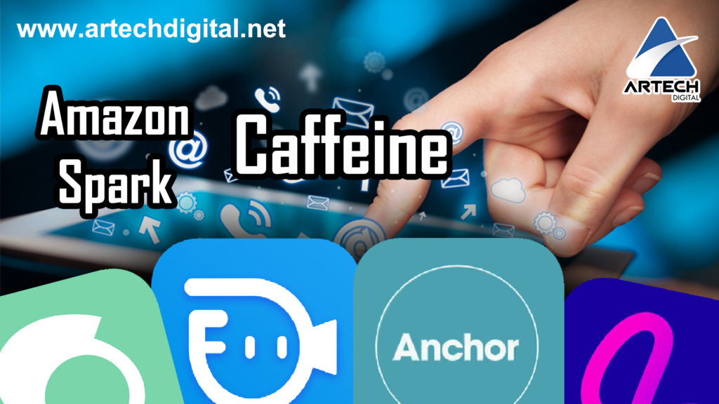 Social networks - Artech Digital