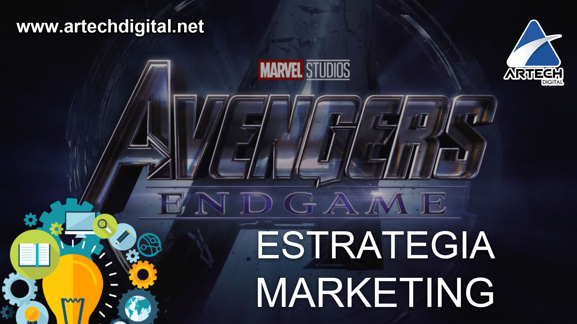 AVENGERS Endgame y sus claves de marketing digital