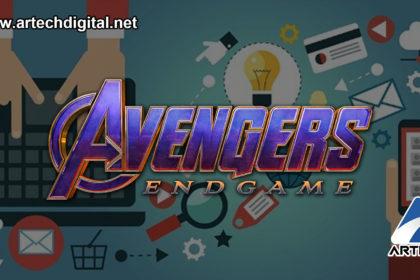 AVENGERS Endgame - artechdigital