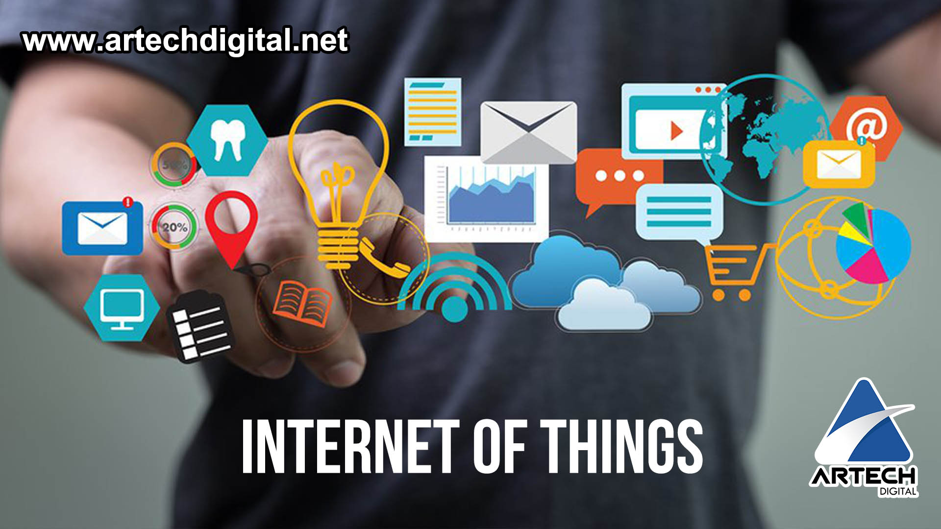 Internet of Things en el Marketing Digital, ya es parte de nuestro día a día