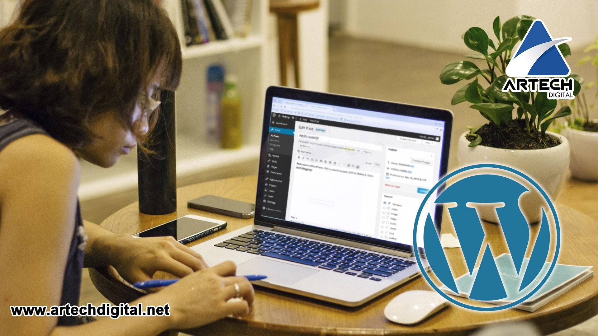 Ventajas de WordPress que te ayudan a desarrollar y optimizar tu sitio web