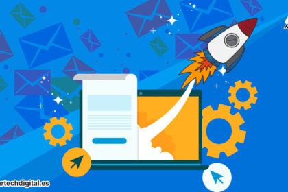 nivel empresarial con email - Artech Digital